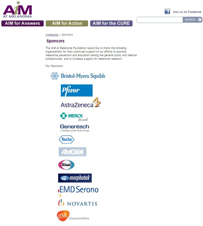 AIM-at-melanoma-Sponsors