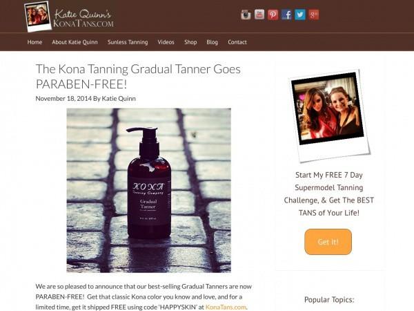 http://konatanningcompany.com/blog/kona-tanning-gradual-tanner-now-paraben-free/